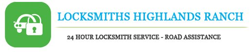 Locksmith Highlands Ranch Logo